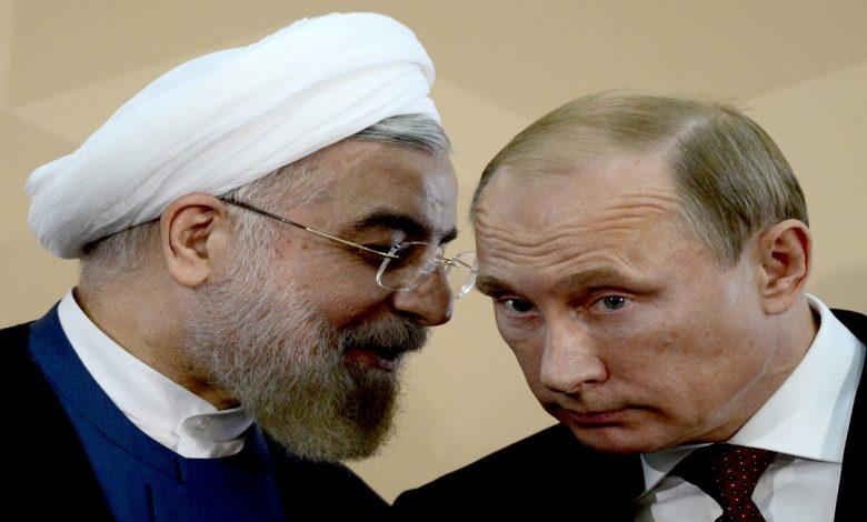 اتفاق سري بين روسيا وإيران بشأن سوريا