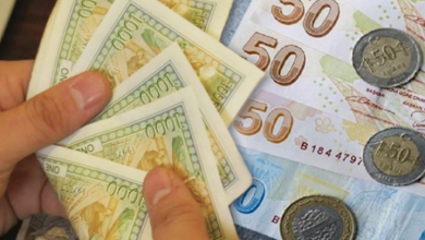 Photo of سعر جديد لليرتين السورية والتركية مقابل الدولار الأمريكي اليوم | الجمعة 13/3/2020