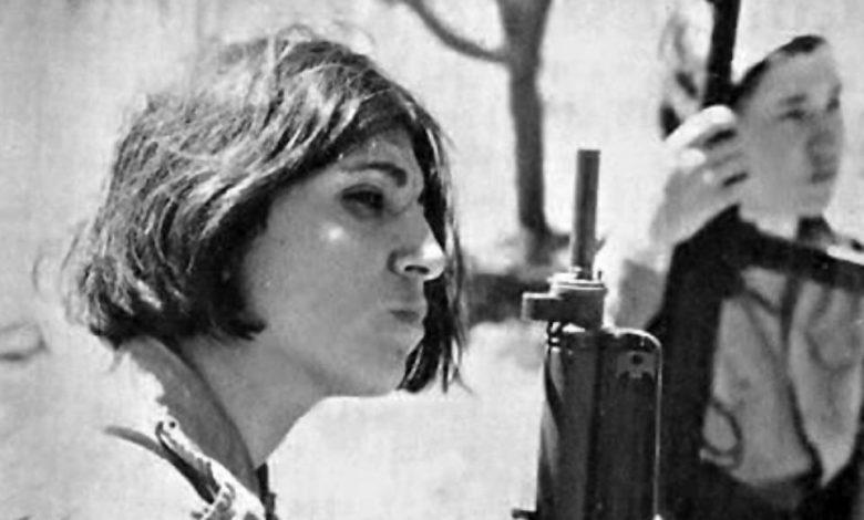 رحيل الفدائية الأردنية تيريز هلسة