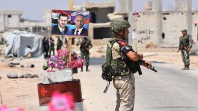 صورة صراع على النفوذ واشتباكات بين الميليشيات الإيرانية ومجموعات تابعة لروسيا في مدينة حلب