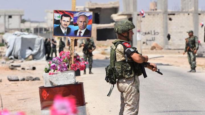 صراع على النفوذ بين روسيا وإيران في حلب