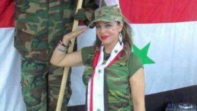 صورة فنانة موالية لنظام الأسد تشكر فيروس كورونا وتثير موجة سخرية كبيرة (فيديو)