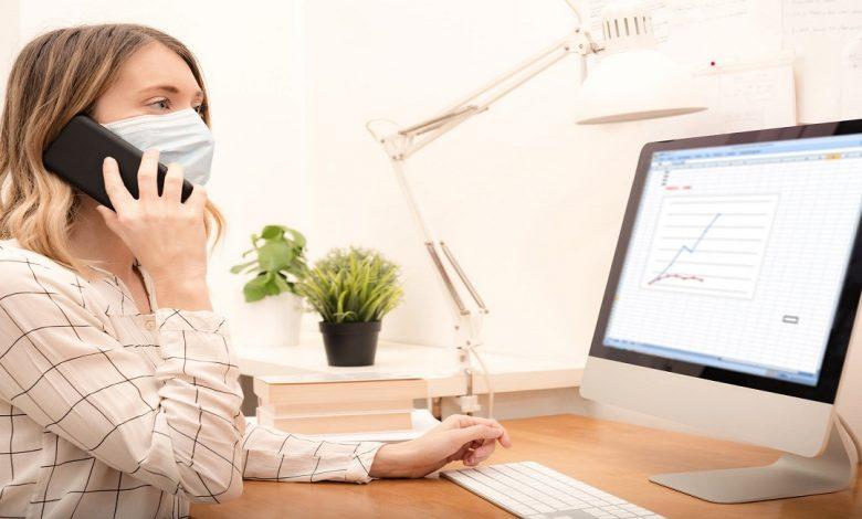 فيروس كورونا يصيب الإنترنت
