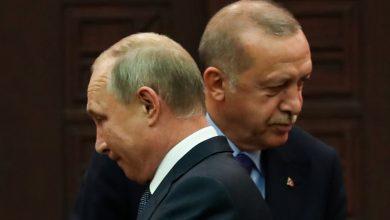 صورة قبل اللقاء المرتقب بيوم واحد.. صحفي بريطاني يكشف عن خلافات عميقة بين أردوغان وبوتين بشأن إدلب