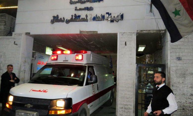 نظام الأسد يقتل المصابين بفيروس كورونا