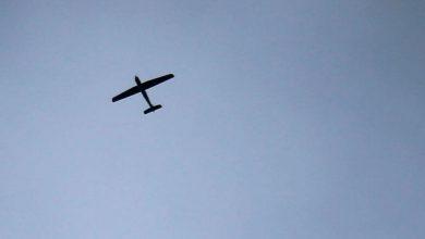 صورة لصد الطائرات التركية المسيرة.. نظام الأسد يعلن إغلاق المجال الجوي فوق إدلب