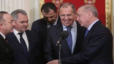 """صورة هل قال لافروف لأردوغان """"أحبك يا طيب"""".. الخارجية الروسية توضح (فيديو)"""