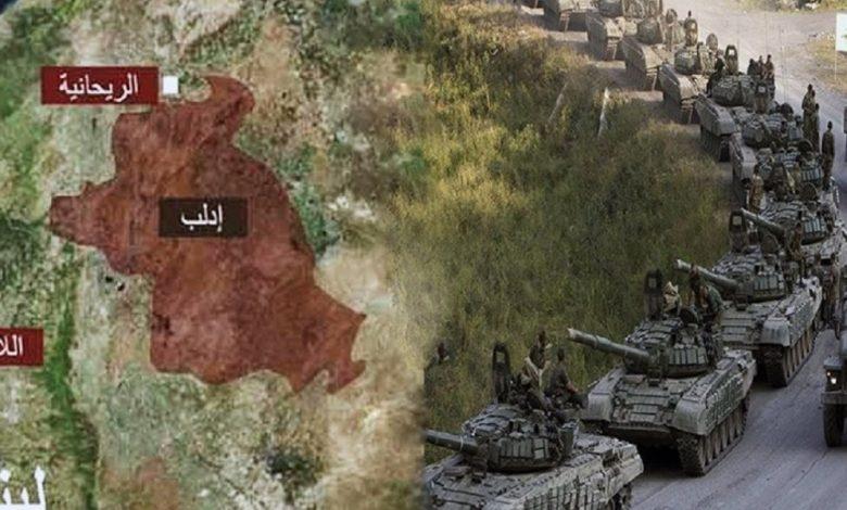 إدلب قطاع غزة الجديد