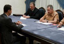 Photo of وزير الدفاع الروسي يزور دمشق ويلتقي الأسد.. هذه أبرز محاور اللقاء!