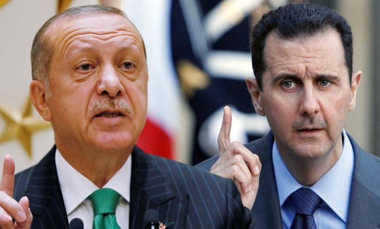 أردوغان يتوعد نظام الأسد في إدلب