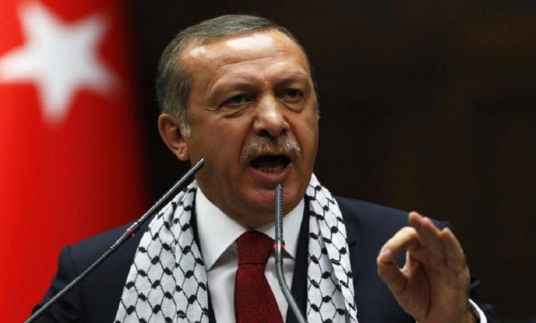 أردوغان يضع شرطاً قبل مساعدة إسرائيل