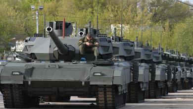 """صورة """"أرماتا"""" أحدث دبابة روسية مجربة في سوريا.. هذه أهم ميزاتها ومواصفاتها..!"""
