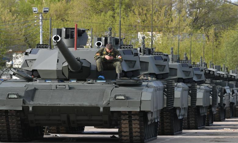 ميزات دبابة أرماتا الروسية