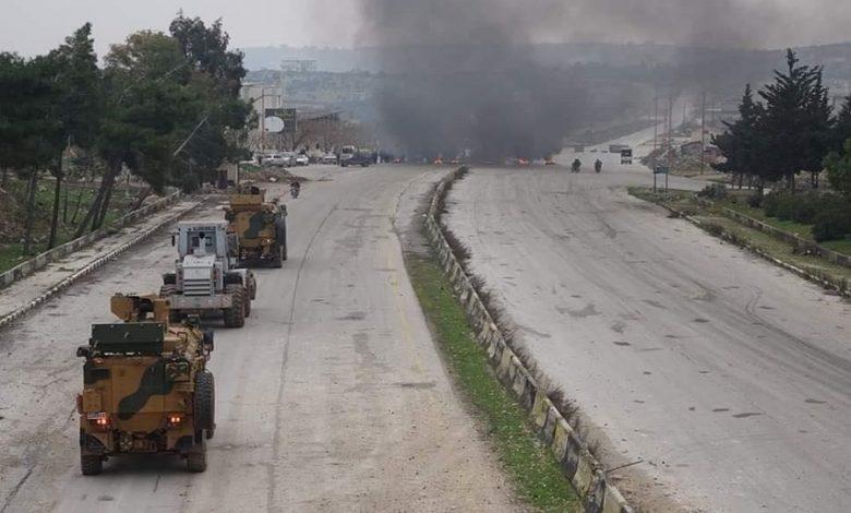 اتفاق بين هيئة تحرير الشام وتركيا