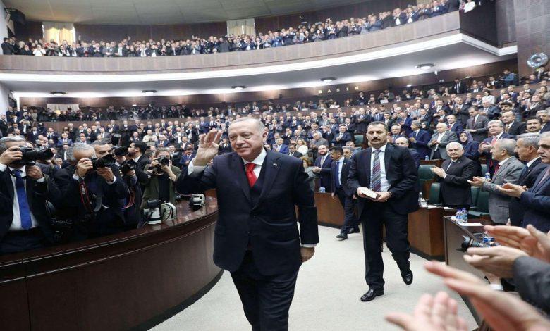ارتفاع شعبية أردوغان في تركيا