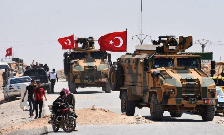 الجيش التركي يوجه رسالة إلى سكان إدلب