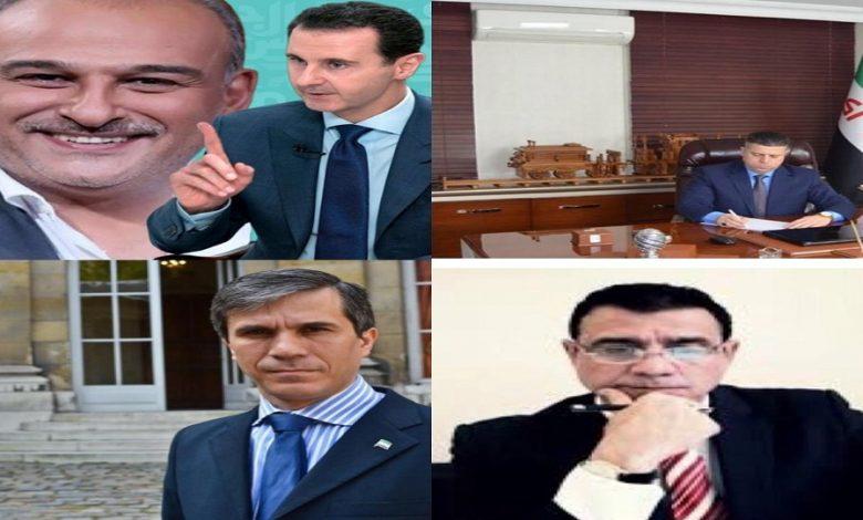 المرشحين لخلافة بشار الأسد في رئاسة سوريا