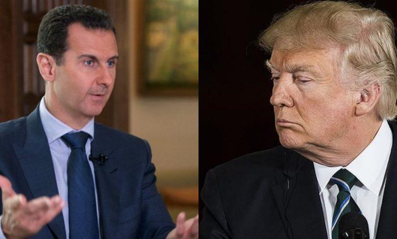 انتقال سياسي وتنحية بشار الأسد