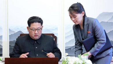 """صورة بعد أنباء عن تجهيزها لخلافته.. تعرف على شقيقة زعيم كوريا الشمالية """"كيم جونغ أون"""""""