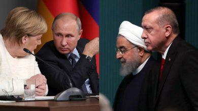 """Photo of بوتين يبحث هاتفياً مع """"أردوغان"""" و""""روحاني"""" الملف السوري.. وألمانيا والأردن تؤكدان دعمهما للحل السياسي في سوريا"""