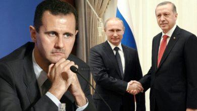 صورة ترتيب انقلاب ناعم على الأسد.. روسيا وتركيا تبحثان عن حلول لإنهاء الصراع في سوريا..!