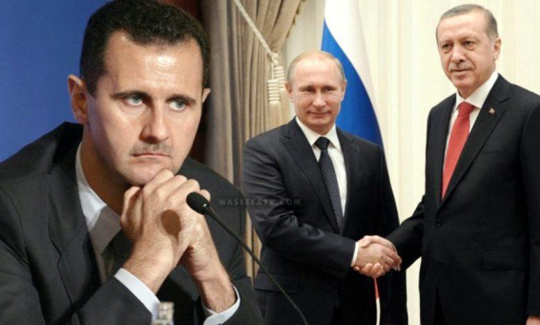 ترتيب انقلاب ناعم على الأسد
