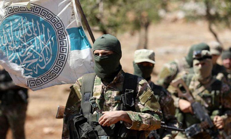 هيئة تحرير الشام والقوات التركية