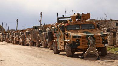 صورة تعزيزات تركية ضخمة إلى إدلب.. ونظام الأسد يعاود خرق الهدنة مجدداً