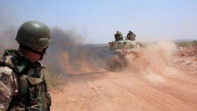 صورة حشود عسكرية واتصالات دولية.. وهدوء حذر يسبق العاصفة في إدلب