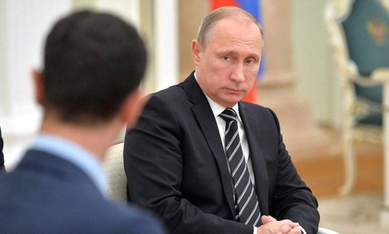 روسيا تواصل حملة انتقاد نظام الأسد