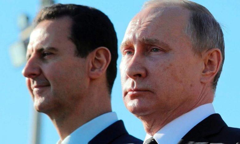 طلاس يكشف سبب حملة روسيا على الأسد