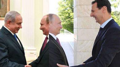 صورة قناة إسرائيلية تكشف سبب حملة الإعلام الروسي على بشار الأسد ونظامه..!
