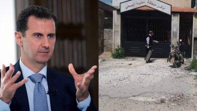 صورة كورونا على مشارف مكان إقامة بشار الأسد في دمشق.. وحشرات سوداء تجتاح مناطق سيطرة النظام (صور)