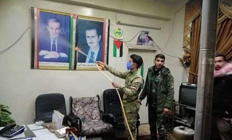 كورونا يجتاج قوات نظام الأسد