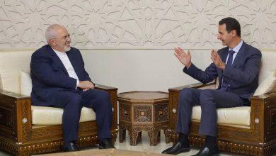 صورة لقاء مرتقب بين وزير خارجية إيران وبشار الأسد لبحث 4 ملفات.. وروسيا تعلق على سير اتفاق الهدنة في إدلب