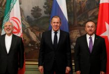 "Photo of ماذا دار في المباحثات الثلاثية بين وزراء خارجية الدول الضامنة لمسار ""أستانا"" بشأن سوريا..؟"