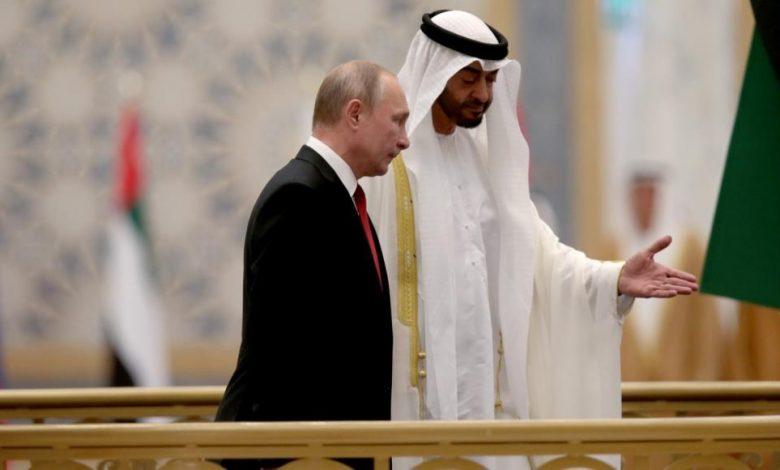 عرض إمارتي مقدم لروسيا بشأن إدلب