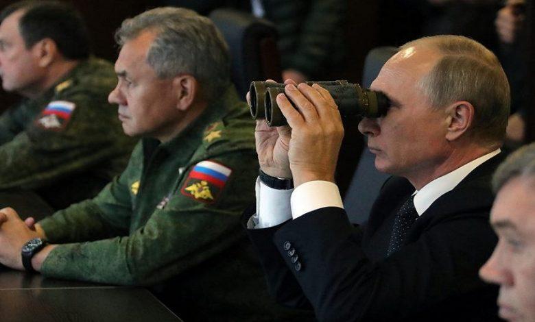 انسحاب القوات الروسية من سوريا