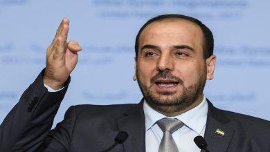 صورة نصر الحريري لهيئة التفاوض السورية: أنا أو تفكيك الهيئة..!