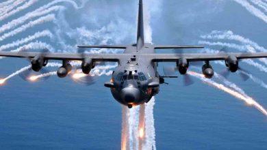 """صورة إيران تدخل على خط الصراع الليبي لدعم """"حفتر"""".. وأمريكا تستعرض قوتها النارية الهائلة في الخليج العربي"""