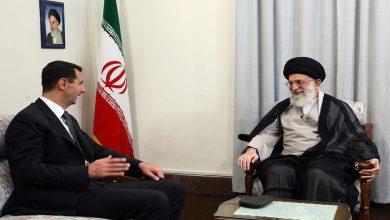 """صورة إيران ترد على أنباء وجود توافق على تنحية """"بشار الأسد"""""""