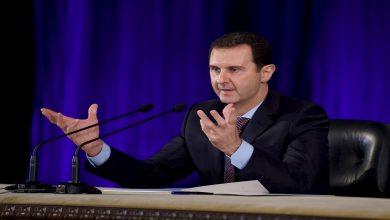 """صورة """"الجعفري"""" يتوعد الجيش الأمريكي والتركي في سوريا.. ومسؤول إيراني: أمريكا تحاول التقرب من بشار الأسد"""
