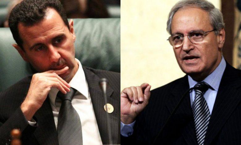 نصائح فاروق الشرع لبشار الأسد