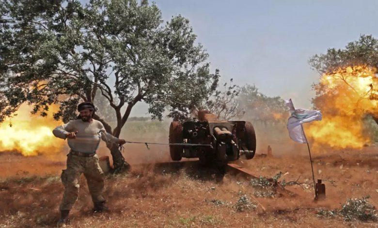 المعارضة تسيطر على بلدة جديدة قرب إدلب