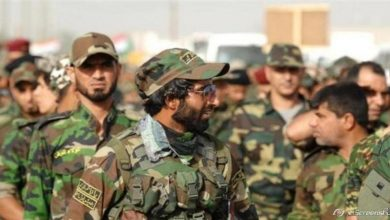 صورة انسحاب مفاجئ للقوات الإيرانية من سوريا مع إخلاء القواعد العسكرية