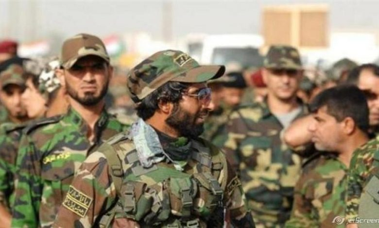 انسحاب القوات الإيرانية من سوريا