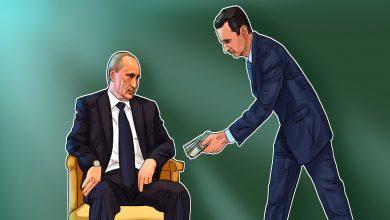 """صورة """"انهيار مفاجئ لنظام الأسد"""".. دراسة أمريكية تتحدث عن إفلاس النظام ورغبة روسيا بالتخلص منه"""
