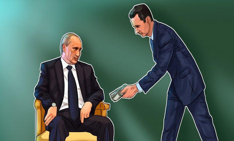 روسيا تريد التخلص من بشار الأسد
