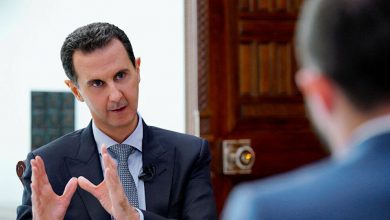 """صورة بعد إيران.. روسيا تعلق على أنباء وجود توافق على تنحية """"بشار الأسد"""""""