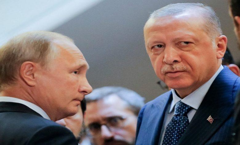 روسيا ترد على تركيا في إدلب